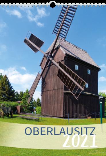 Wandkalender Oberlausitz 2021