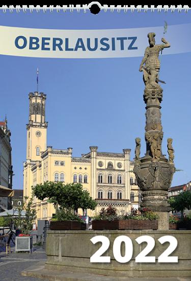 Wandkalender Oberlausitz 2022